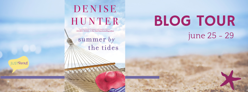 Welcome to the Summer by the Tides Blog Tour!