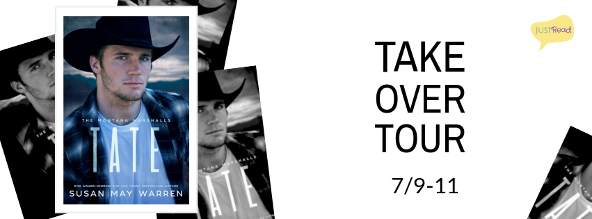 Welcome to the Tate Takeover Tour & Giveaway!