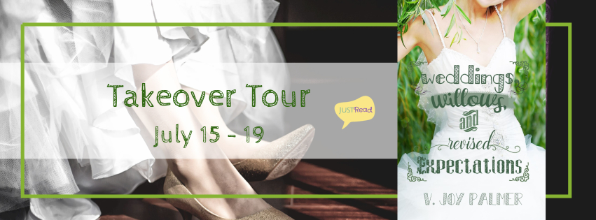 Welcome to the Weddings, Willows, and Revised Expectations Takeover Tour & Giveaway!