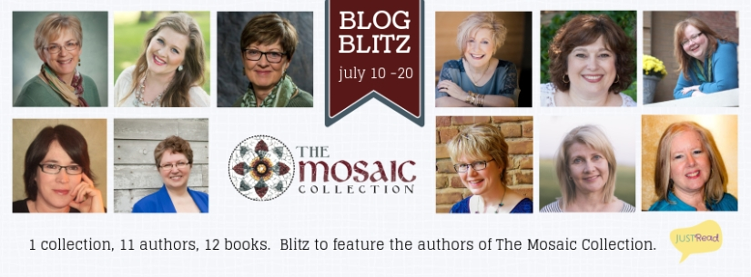 The Mosaic Collection Blog Bitz+ Giveaway: Hannah R. Conway Author Spotlight