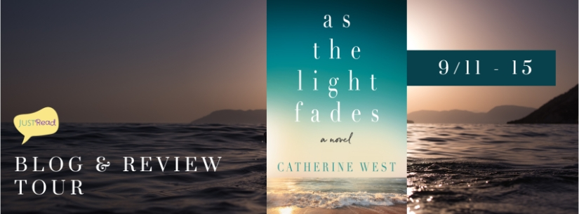 As The Light Fades Book Tour: Author Interview + Giveaway