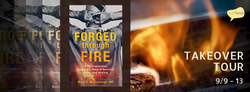 Welcome to the Forged Through Fire Takeover Tour + Giveaway!