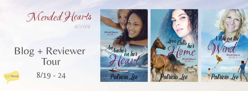Welcome to the Mended Hearts Series Blog + Review Tour & Giveaway!