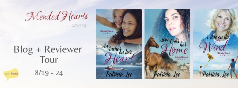 Mended Hearts Blog + Review Tour: A Kite on the Wind {Book Review + Giveaway}