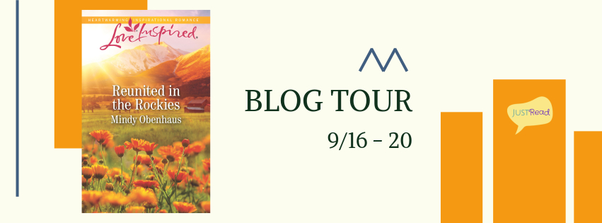 Reunited in the Rockies JustRead blog tour