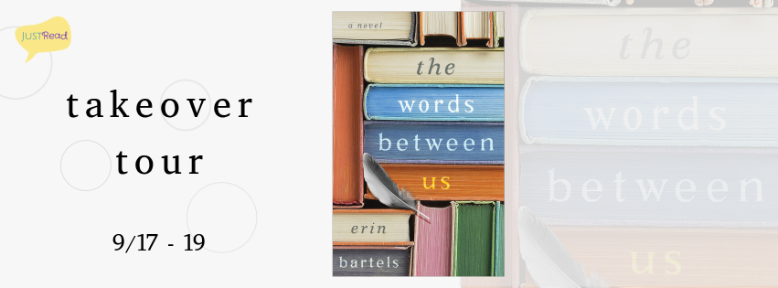 Welcome to The Words Between Us Takeover Tour + Giveaway