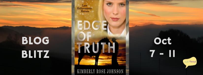 Edge of Truth Blog Blitz: Excerpt + Giveaway