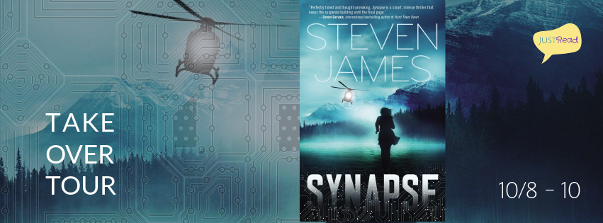 Welcome to the Synapse by Steven James Takeover Tour!