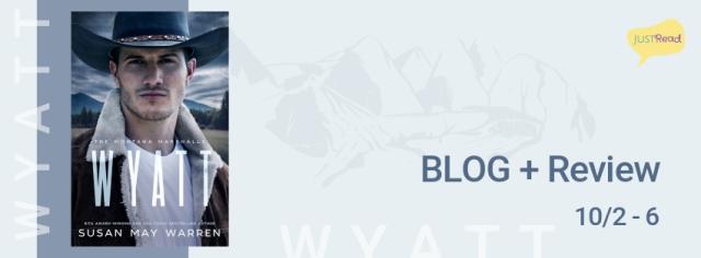 Wyatt JustRead Blog + Review Tour