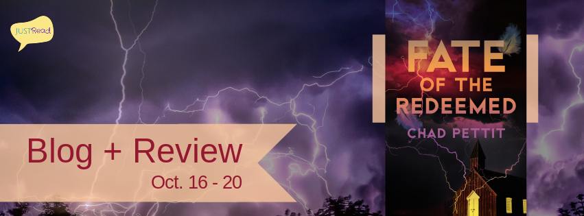 Welcome to the Fate of the Redeemed Blog + Review Tour!