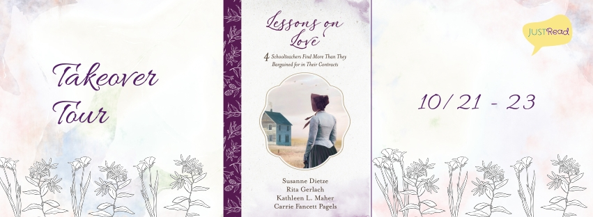 Lessons on Love JustRead Takeover Tour
