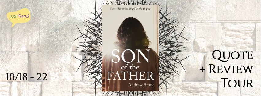 Son of the Father JustRead Quote + Review Tour