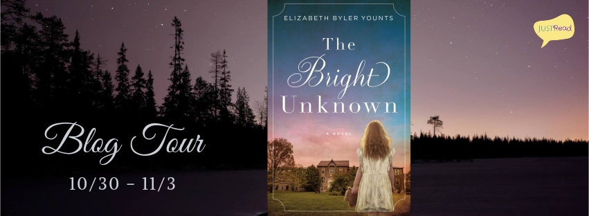 The Bright Unknown JustRead Blog Tour
