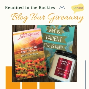 Reunited in the Rockies JustRead Blog Tour Giveaway