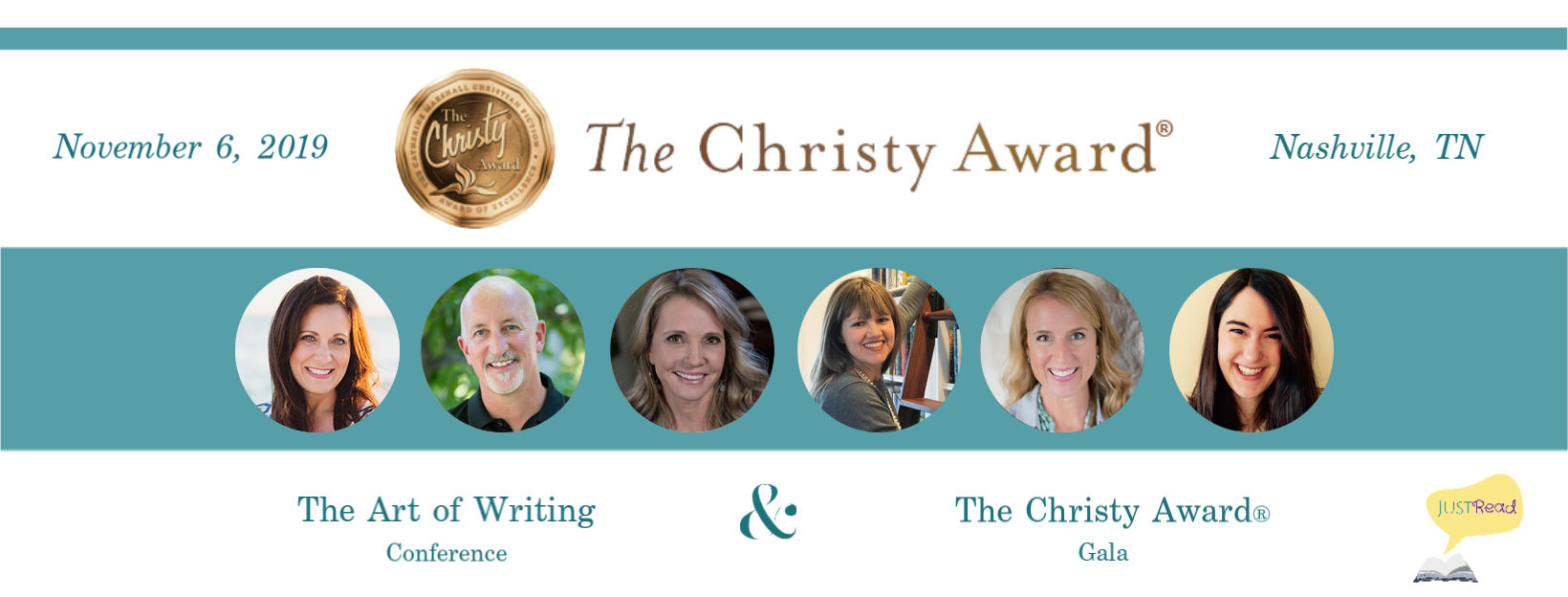 Welcome to The Art of Writing Conference & The Christy Award® Gala 2019 Giveaway