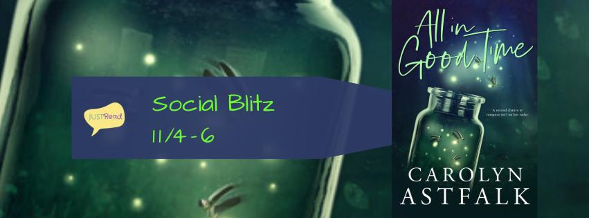 All in Good Time JustRead Social Media Blitz