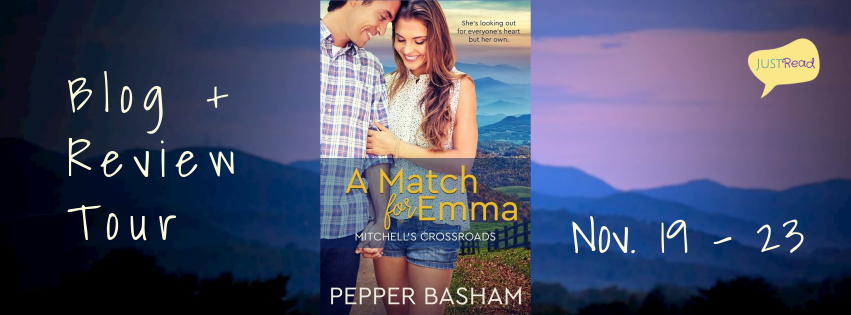 A Match for Emma JustRead Blog Tour