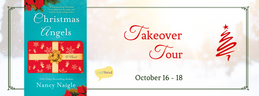 Welcome to the Christmas Angels Takeover Tour & Giveaway!
