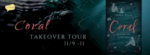 Coral JustRead Takeover Tour