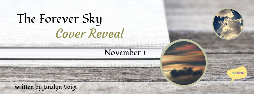 The Forever Sky JustRead Cover Reveal
