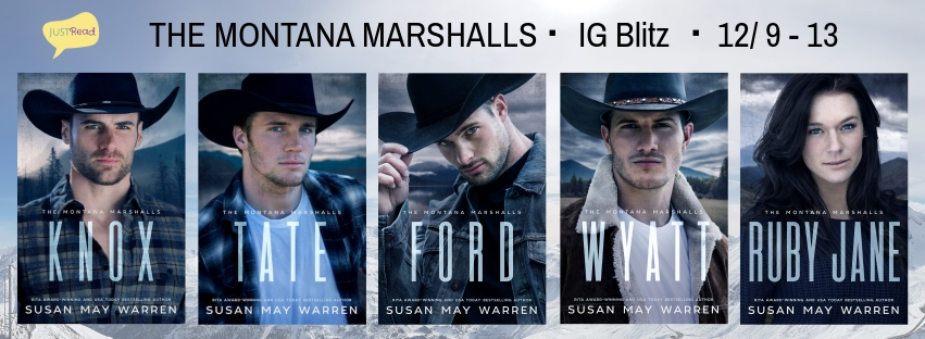The Montana Marshalls JustRead IG Blitz