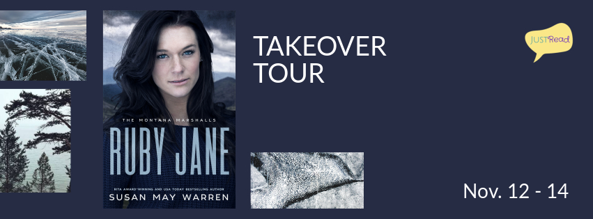 Ruby Jane JustRead Takeover Tour