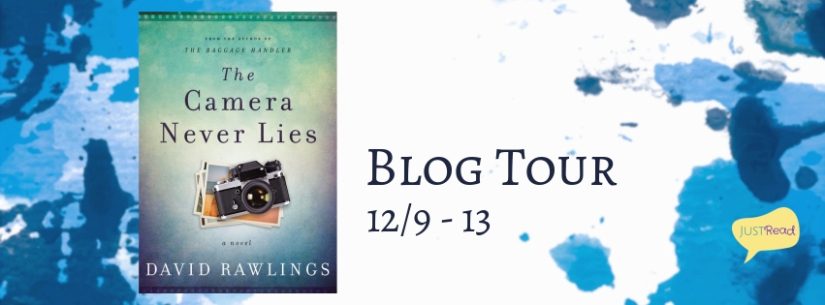 The Camera Never Lies JustRead Blog Tour