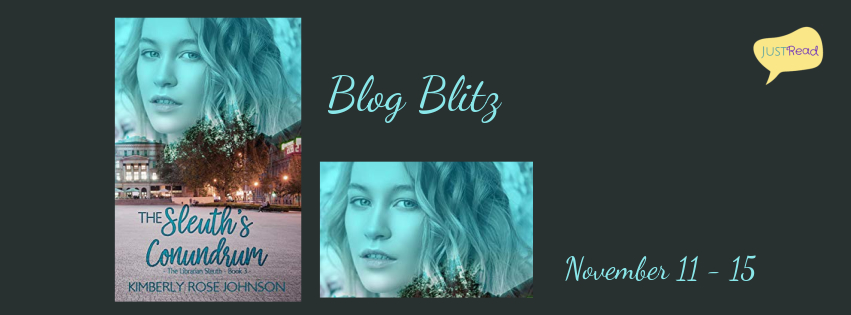 The Sleuth's Conundrum JustRead Blog Blitz