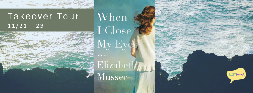 Welcome to the When I Close My Eyes Takeover Tour & Giveaway!