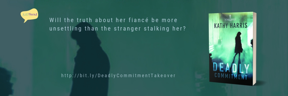 Deadly Commitment JustRead Takeover Tour