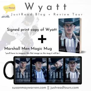 Wyatt JustRead Giveaway