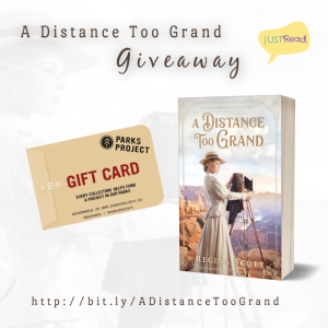 A Distance Too Grand JustRead Giveaway