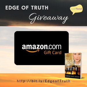 Edge of Truth JustRead Giveaway
