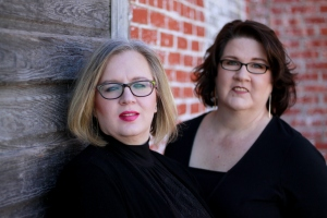 Gina Welborn and Becca Whitham