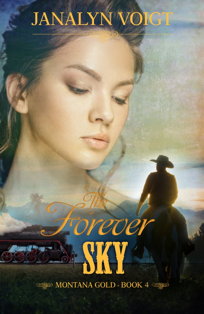 The Forever Sky by Janalyn Voigt