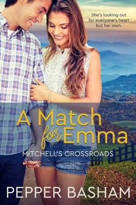 A Match for Emma by Pepper Basham