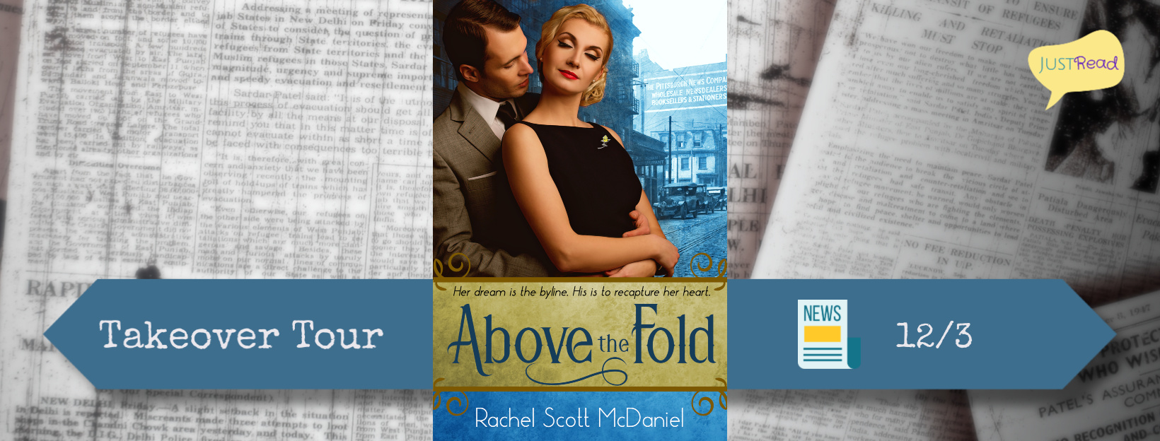 Welcome to Above the Fold Takeover & Giveaway