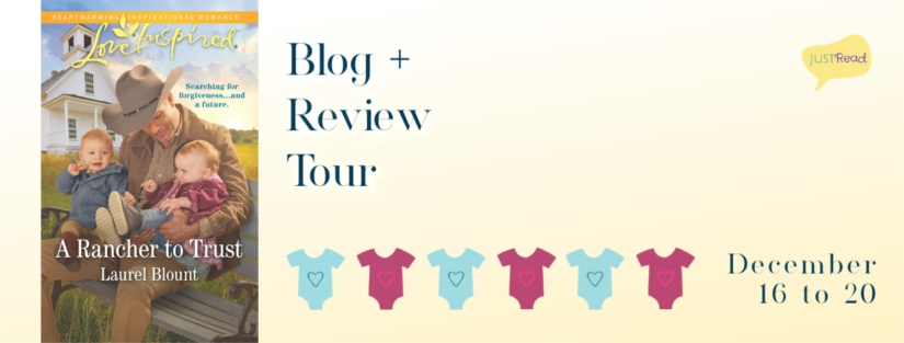 A Rancher To Trust Blog Tour: Author Interview + Giveaway