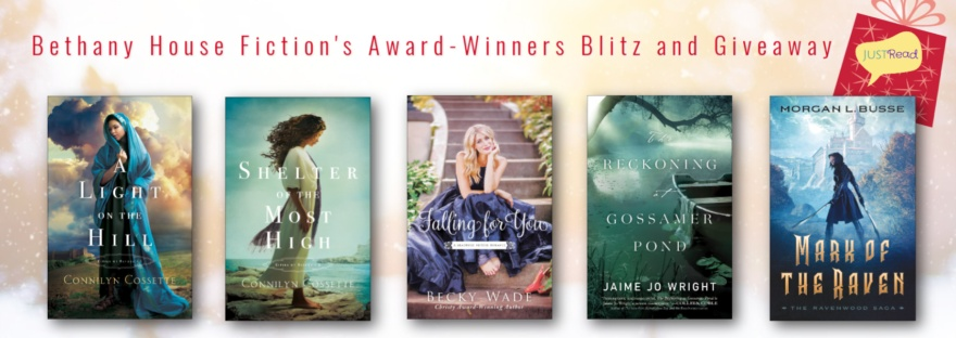 Bethany House Fiction's Award-Winners Blitz