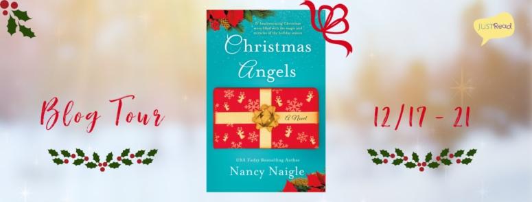 Christmas Angels JustRead Blog Tour