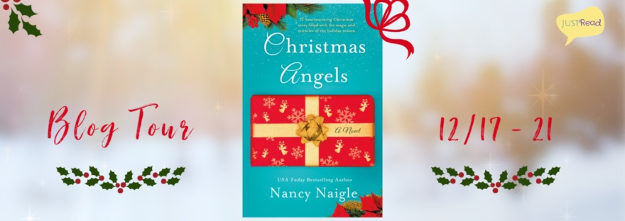 Christmas Angels JustRead Blog Tour