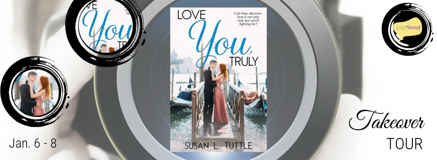 Love You, Truly JustRead Takeover Tour