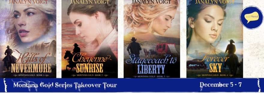 Montana Gold JustRead Takeover Tour