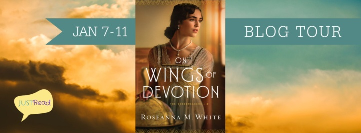 On Wings of Devotion JustRead Tour