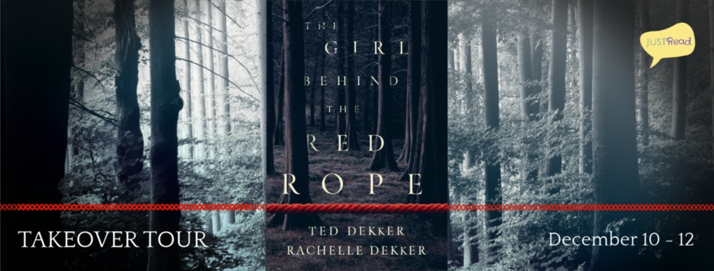 The Girl Behind the Red Rope JustRead Takeover Tour