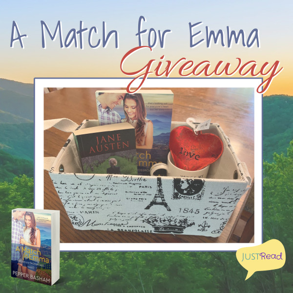 A Match for Emma JustRead Giveaway