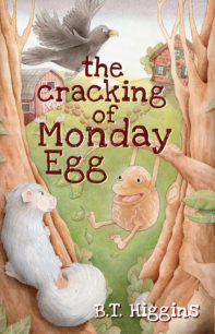 The Cracking of Monday Egg by B.T. Higgins