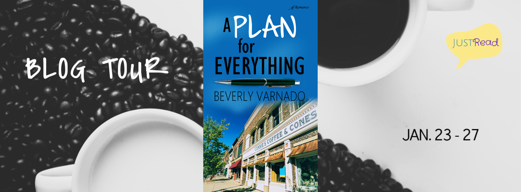 Welcome to A Plan for Everything Blog Tour & Giveaway!