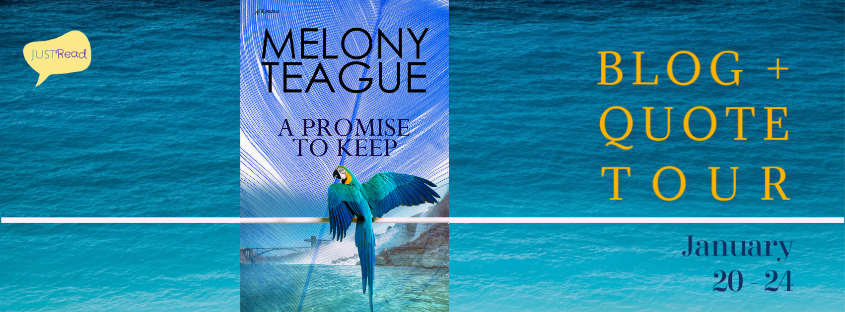 Welcome to A Promise to Keep Blog + Quote Tour & Giveaway!