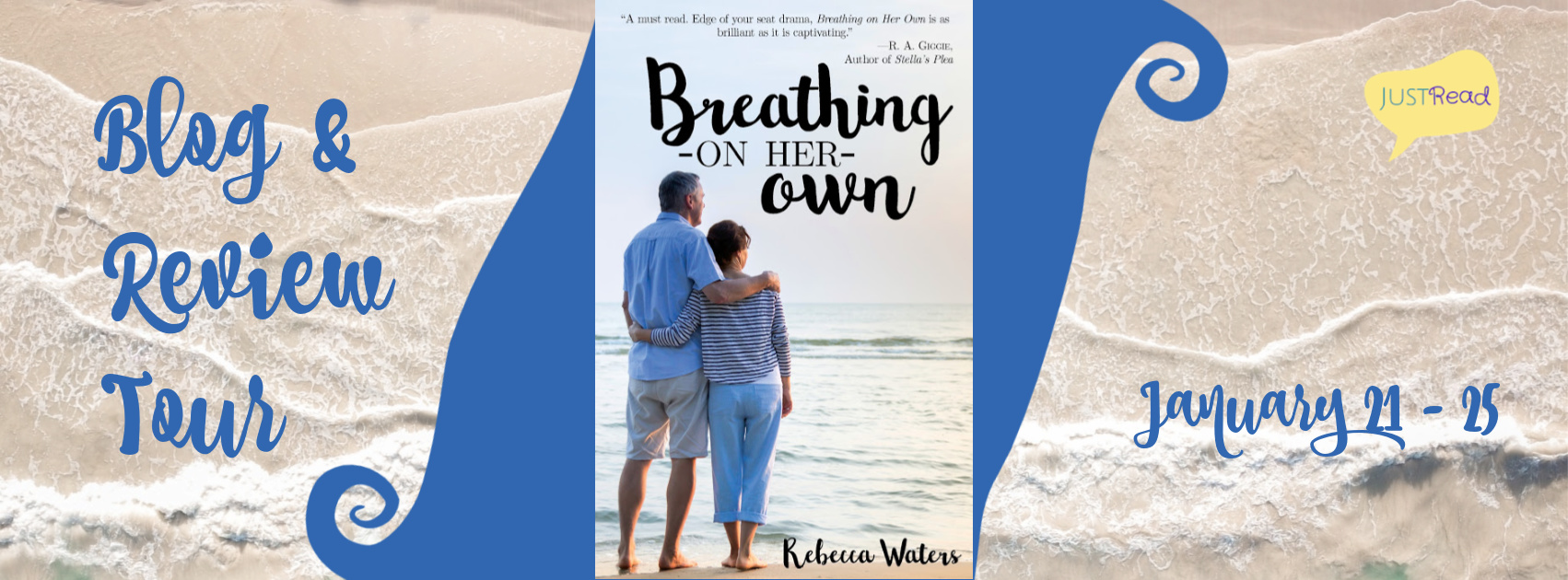 Welcome to the Breathing on Her Own Blog Tour & Giveaway!